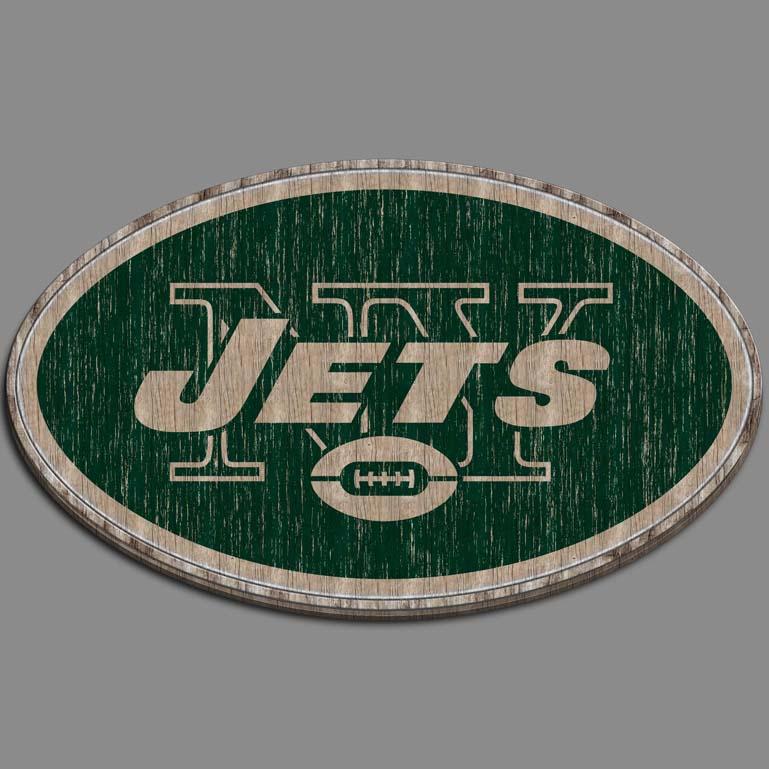 new york jets wood